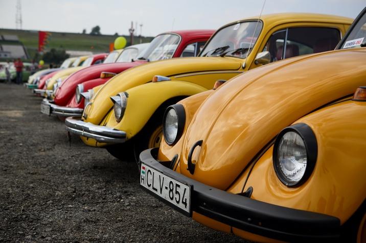 VI. Volkswagen-találkozó